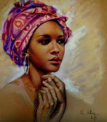 editor s style picks gorgeous african artworks oil painting zen
