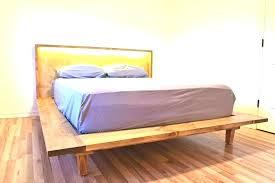 tall platform bed frame – eliveradio