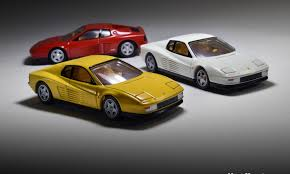 Save $20,544 on a used ferrari testarossa near you. Ferrari Back To Tomica And Here S All The 23 Prancing Horses Since 2018 Lamleygroup