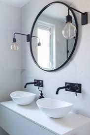 Best 25 Round Bathroom Mirror Ideas On Pinterest Circle Light