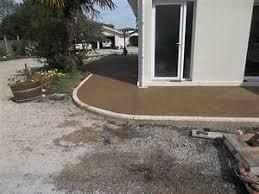 Agr Able Beton Colore Pour Terrasse Prix 4 B233ton
