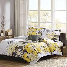 mizone allison yellow bedding