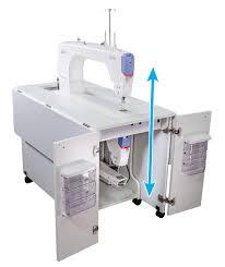 Q'nique 21 Longarm Sit–Down Quilting Machine | Mid arm quilting ... & Q'nique 21 Longarm Sit–Down Quilting Machine Adamdwight.com