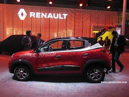Renault unveils Kwid 1.0 powered by 1000cc Smart Control ...