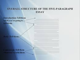 the traditional five paragraph essay ppt video online overall structure of the five paragraph essay