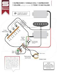 guitar wiring guitar nucleus fender aerodyne telecaster wiring diagram seymour duncan wiring hum single hum push pull