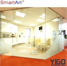Glass Wall Price Glass Walls For Homes Office Glass Wall Price Glass
