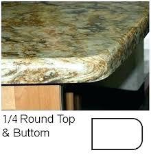 1 pencil edge granite countertop pictures 4 round bevel inch standard
