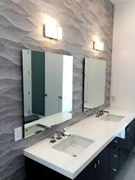 Bathroom Frameless Mirrors Frameless Mirror Bathroom Mirrors And Wall Decor Frameless