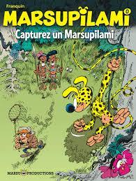 Marsupilami 00 Capturez un Marsupilami!: Amazon.ca: Franquin, Andre: Books