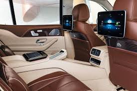 Mercedes maybach gls 600 suv 2021 is available between $155,420 to $165,980.check the most updated price of mercedes maybach gls 600 2021 price in russia and detail specifications, features and compare mercedes maybach gls 600 2021 prices features and. Mercedes Maybach Gls 600 4matic Sets New Standards For Luxury Suvs