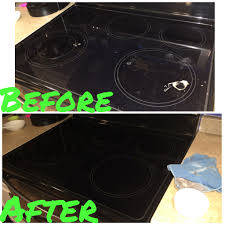 How To Clean A Glass Top Stove Cleaned Glass Stove Top In Less Than 2 Minutes With Norwex Scrubby