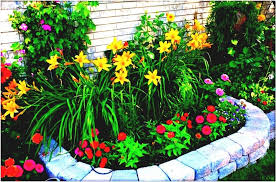 simple flower garden plan in gardening ideas for small garde garden layouts for small gardens