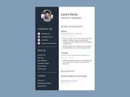 Cv Templates Free Download _ Figma By Thesmith On Dribbble