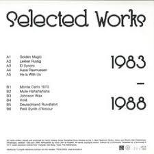 Dr C Stein Selected Works 1983 1988 Jj Funhouse Jj014