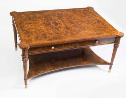 Coffee Table With Drawers Coffee Cherry Wood Coffee Tables With Drawers For Small Cherry And