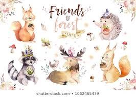 Fox <b>Deer</b> Images, Stock Photos & Vectors   Shutterstock