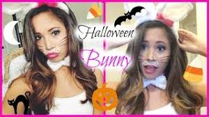 get ations cute bunny makeup costume ideas