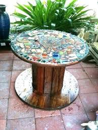 wood spool table ideas wooden spool table for spool furniture concept wooden spool tables for wood spool table ideas