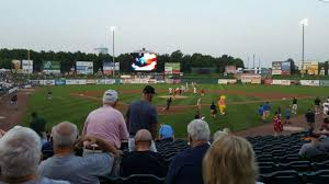 Blueclaws Stadium Seating Chart Firstenergy Park Section 107 Row 16 Seat 20 Lakewood