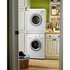 Front Load Washer Dimensions Stack Washer And Dryer Frigidaire Stacked Washerdryer Splendide