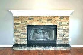 stone over brick fireplace rock over brick fireplace fireplace rock veneer stone over brick fireplace remodeled stone over brick fireplace stone veneer