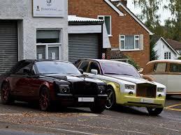 Video Rolls Royce Phantom Coupe Documentary Catches Some Custom