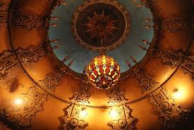 the fox theatre 12 foot gem chandelier