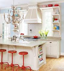 Above Kitchen Cabinets Ideas Custom Decoration