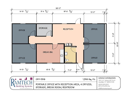 office floor plans online. Building A Floor Plan Portable Office With Reception And Rooms Build House . Plans Online