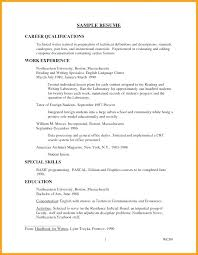 skills and qualifications hospitality resume skills hospitality management resumes for