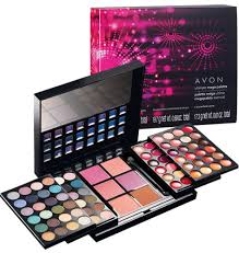 for s and s it doesn t get anymore decadent or ed than this avon ultimate mega palette i started my makeup journey with an old