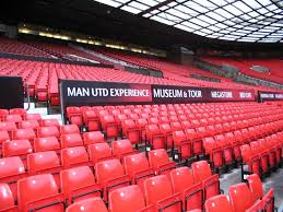 Old Trafford Manchester United Manchester The Stadium