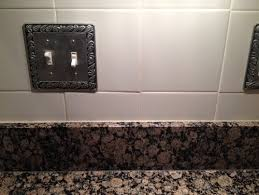 gap between backsplash and countertop awe inspiring installing new over existing where granite meets old home
