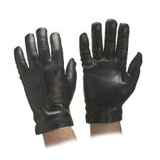 men s black unlined leather gloves tap to expand