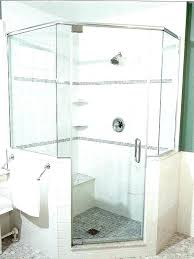 showers with half wall showers glass shower half wall glass shower doors glass shower showers glass showers with half wall