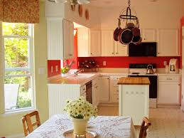 Charming Yellow Kitchen Design Ideas Colors Cabinets Color Red