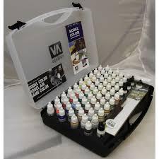 Vallejo 70172 Model Colour Range 72 Colour Acrilic Paint Set