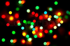 christmas lights backgrounds. Delighful Backgrounds Abstract Christmas Lights As Background On Black  Stock Photo Colourbox Throughout Christmas Lights Backgrounds M