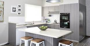 Beautiful hampton style kitchen designs ideas Round Homes To Love The Secrets Of Budget Kitchen Renovating Homes To Love