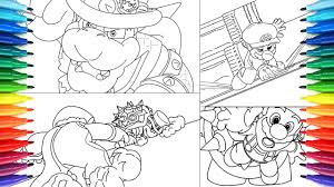 How To Draw Super Mario Odyssey Mario Vs Bowser Scene 161