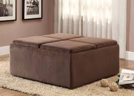 full size of microfiber ottoman coffee table leather cocktail ottoman with shelf large rectangular ottoman tray
