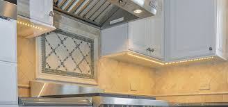 Backsplash Lighting Amazing How To Choose The Best Under Cabinet Lighting Home Remodeling
