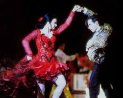 the red curtain trilogy strictly ballroom film review photo m a productions