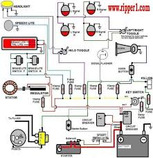 wiring diagram with accessory and ignition cafe racer Custom Motorcycle Wiring Diagram Codes wiring diagram with accessory and ignition cafe racer pinterest bobbers, motorcycle headlight and choppers custom motorcycle wiring diagrams