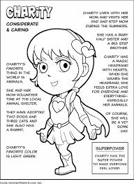 Superhero Scout Law Coloring Pages Makingfriendsmakingfriends