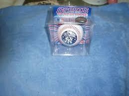 Details Zu New York Yankees Collector Series Replica Baseball Christmas Tree Ornament New