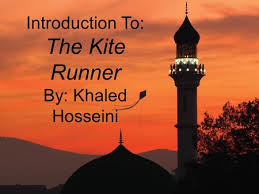 the kite runner ppt video online  introduction to the kite runner by khaled hosseini