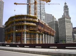 Rebar Chicago Trump Tower Chicago Projects Harris Rebar