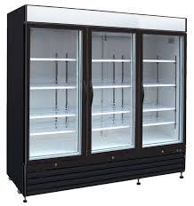 supermarket glass door freezer anti
